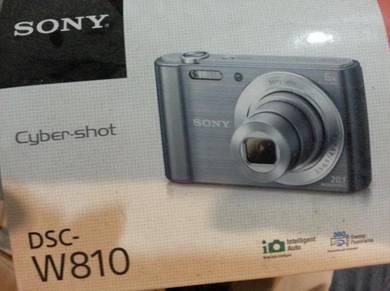 Sony DSC W810 Camera