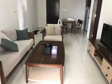 Rumah Sewa Johor Bahru / Danga Bay / 2 Bedroom