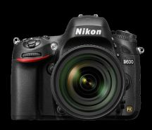 D600 (hardly used)