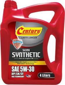 Century Engine Oil (Semi Synthetic)