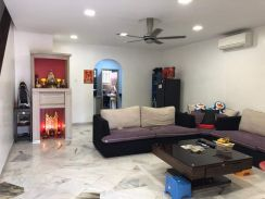 2 Sty Terrace House_Renovated & Extended_Saujana Puchong SP 1