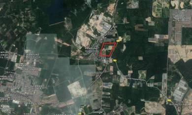 Ulu choh 94 acres medium industrial land