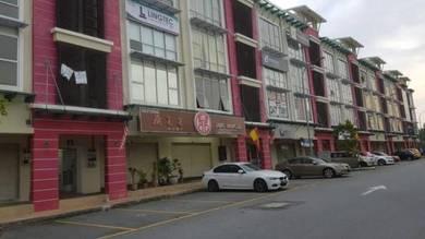 Ground Floor, Seria 88 4 Storey Shop Lot, near Setia Taipan Setia Alam