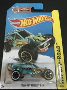Hot Wheels TEAM HOT WHEELS 4X4 2015 Treasure Hunt