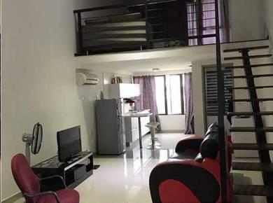 OneSohoSubangJaya, Duplex, 700sq, Fully, Good condition