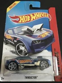 Hot Wheels TWINDUCTION 2014 Treasure Hunt Series