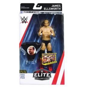 James Ellsworth Elite Mattel 55 Mattel figure