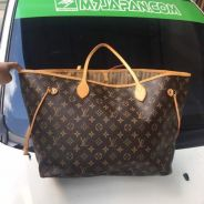Lv Neverfull GM Monogram