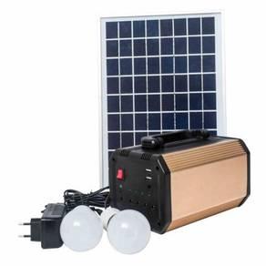 Multi-Function Mobile Solar Power Station