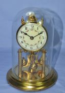 M.reiner mechanical wind up anniversary clock