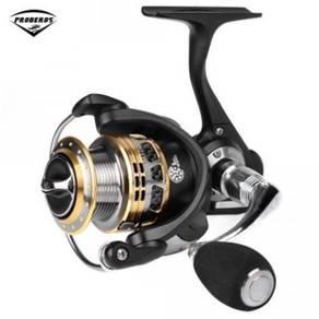 Pro Beros 13+1BB Lightweight Metal Fishing Reel