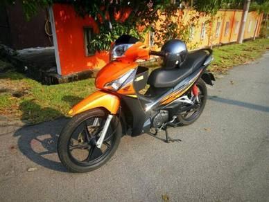 Honda 125cc future