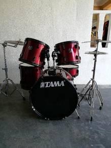 Tama Rhythm Mate Drum Set