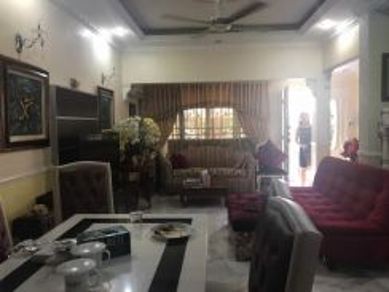 Taman Melawati Jalan F 18x70 4r3b FREEHOLD Renovated Unit Best Place