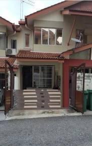 Fully Renovated Town House Taman Amansiara, Selayang Height