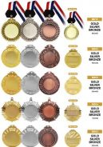 Pembekal Medal Sukan & Trofi Urgent
