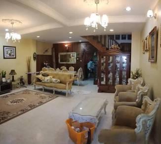 Termurah 2 Storey Intermediate Tmn Maju Jaya Pandan Indah | Near Surau