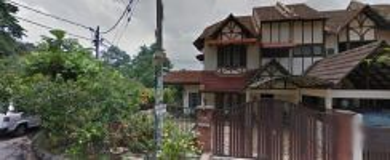 2 And 1/2 Storey Corner House In Setiawangsa Near Ampang KLCC