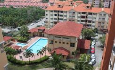 Intana Ria 2 Apartment Bangi Bandar Baru 874sf HighRise RENO Niceview
