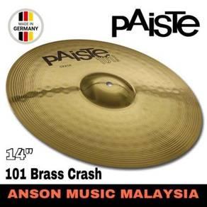 Paiste 101 Brass Crash 14'
