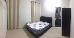 D'sands residence, old klang road, master room, medium and small room