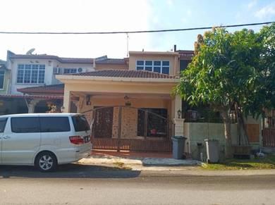 Double storey terrace house, Tmn Seremban Jaya, Sbn, N9