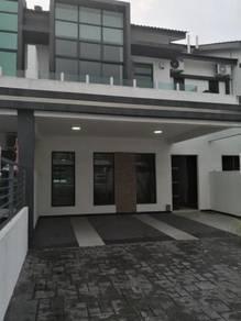 Taman Bukit Indah 2 Super Large Double Storey Terrace House For Rent