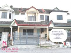 Bukit Sekilau Double Storey, Town Area (Below Market Value)