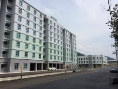 Appartment Medan Universiti