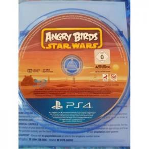 PS4 Angry Birds - Star Wars R3 - No Box
