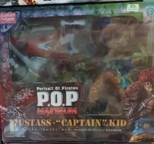 One piece POP captain kid