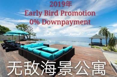 0% Down Payment Luxury Condo Kota Laksamana 5 star Facilities Read mo