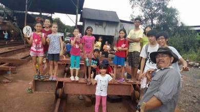 Lawatan Sekolah ke Taiping, K Sepetang & K Kangsar