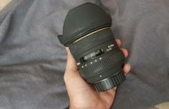 SIGMA 10-20mm f4 for Nikon