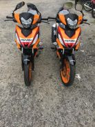 New year promotion the new honda rs150 respol !!!