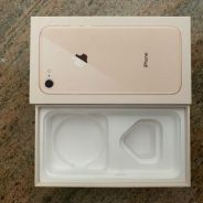 IPhone 8 64GB Gold Box