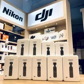 NEW DJI Osmo Pocket Gimbal Camera READY STOCK