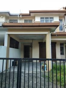 House double storey puncak jalil