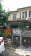 Price Just Reduced! House double storey taman mawar bbst sepang
