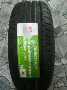 Bridgestone Ecopia EP300 195/55/15 Tayar Baru