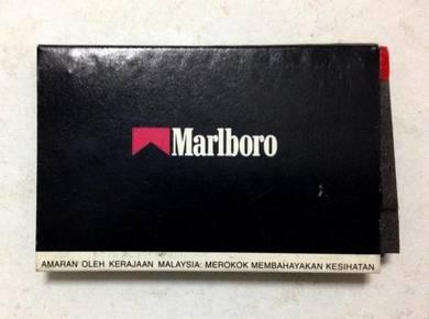 Marlboro Match Book
