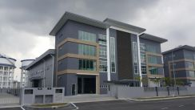 ETP 3 Detached factory Meru Perindustrian Park for rent