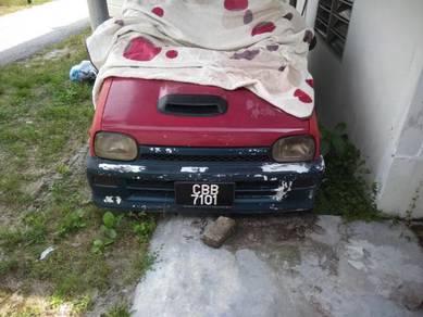 Kancil 660 (M) scrap for sale