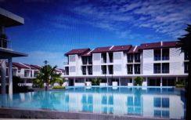 Townhouse for rent Simpang Ampat