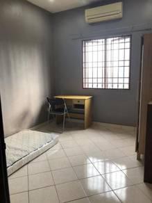 Middle Room at Bayu Puteri Apartment