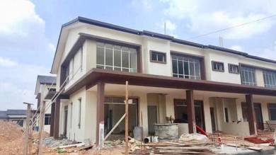 [100% LOAN] Teres Rumah 2 tingkat 20'x70' banting Telok house 4 bilik
