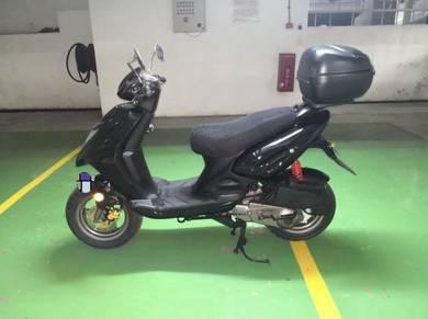 MZ Moskito scooter automatic