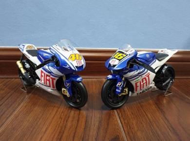 Newray 1:12 Yamaha Fiat #46 Rossi Motogp Diecast