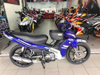 Yamaha lagenda 115zr (starter) 2010 must view
