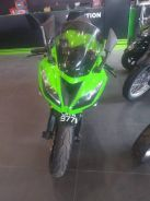 Kawasaki ninja zx636 zx-6r